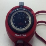 Omega stop watch