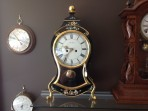 Reproduction french clock sold